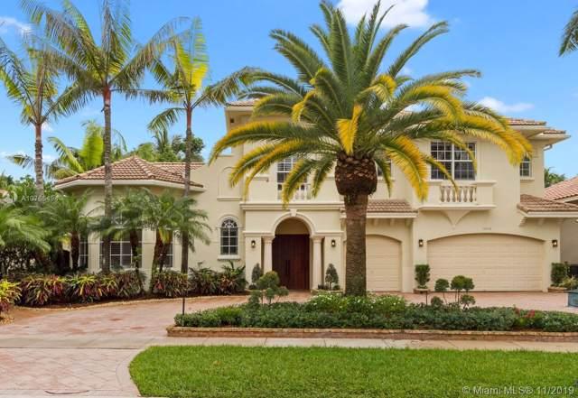 10898 N Blue Palm St, Plantation, FL 33324 (MLS #A10765494) :: The Teri Arbogast Team at Keller Williams Partners SW