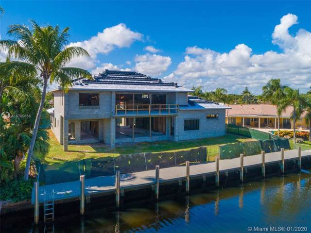 5130 NE 29th Ave, Lighthouse Point, FL 33064 (MLS #A10765658) :: The Riley Smith Group