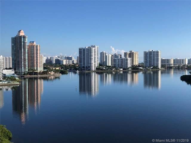 7000 Island Blvd #1407, Aventura, FL 33160 (MLS #A10765773) :: The Teri Arbogast Team at Keller Williams Partners SW