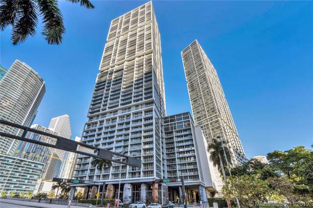 485 Brickell Av #3110, Miami, FL 33131 (MLS #A10765841) :: Berkshire Hathaway HomeServices EWM Realty