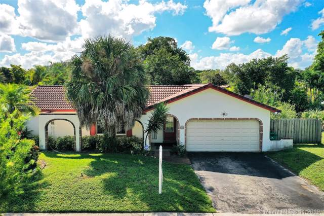 9616 NW 28th St, Coral Springs, FL 33065 (MLS #A10765914) :: Castelli Real Estate Services