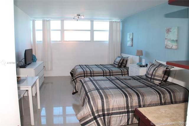 5445 Collins Ave #402, Miami Beach, FL 33140 (#A10766135) :: Posh Properties