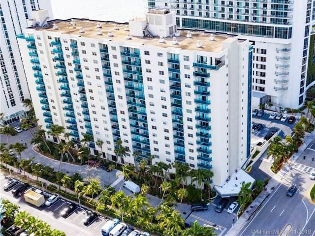 4001 S Ocean Dr 2R, Hollywood, FL 33019 (MLS #A10766301) :: Carole Smith Real Estate Team