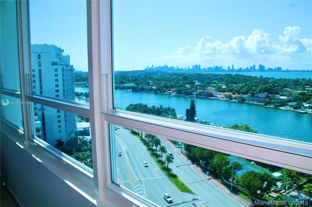 5445 Collins Ave #1506, Miami Beach, FL 33140 (MLS #A10766539) :: ONE Sotheby's International Realty