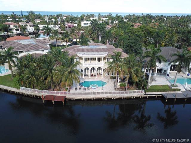 236 S Island Is, Golden Beach, FL 33160 (MLS #A10766580) :: The Riley Smith Group