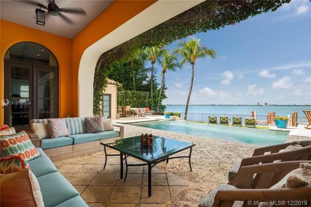 4420 N Bay Rd, Miami Beach, FL 33140 (MLS #A10766924) :: Grove Properties