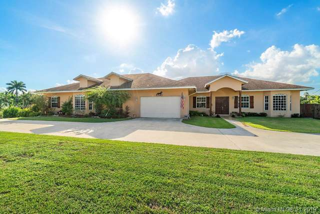 6915 SW 185th Way, Southwest Ranches, FL 33332 (#A10767479) :: Real Estate Authority