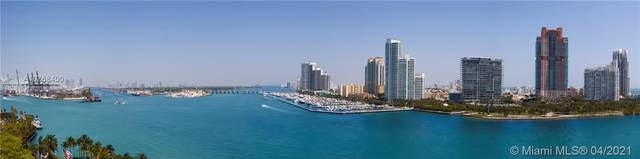6800 Fisher Island Dr #6893, Miami Beach, FL 33109 (MLS #A10768400) :: Carole Smith Real Estate Team