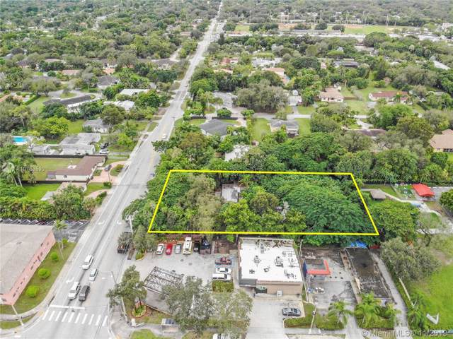 5620 SW 67th Ave, South Miami, FL 33143 (MLS #A10768590) :: The Adrian Foley Group