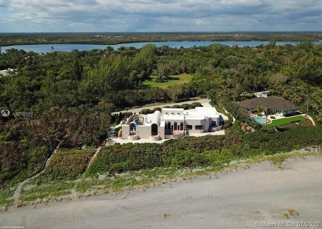 303 S Beach Rd, Hobe Sound, FL 33455 (MLS #A10768891) :: Berkshire Hathaway HomeServices EWM Realty