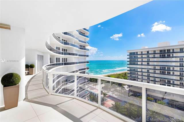 9601 Collins Ave #1009, Bal Harbour, FL 33154 (MLS #A10769016) :: GK Realty Group LLC