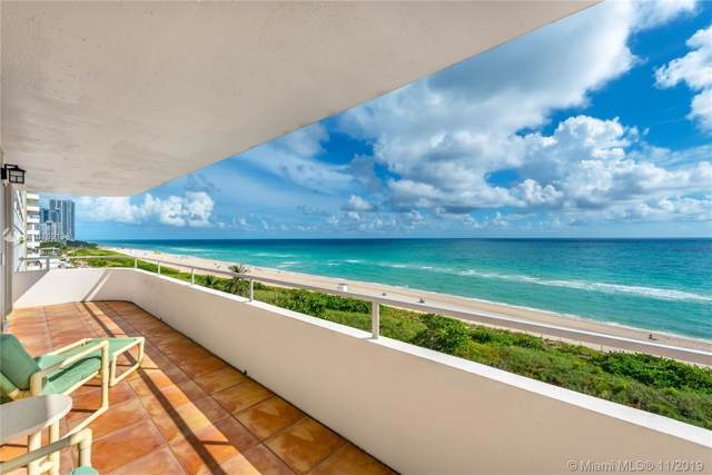 5555 Collins Ave 8N, Miami Beach, FL 33140 (MLS #A10769136) :: The Riley Smith Group