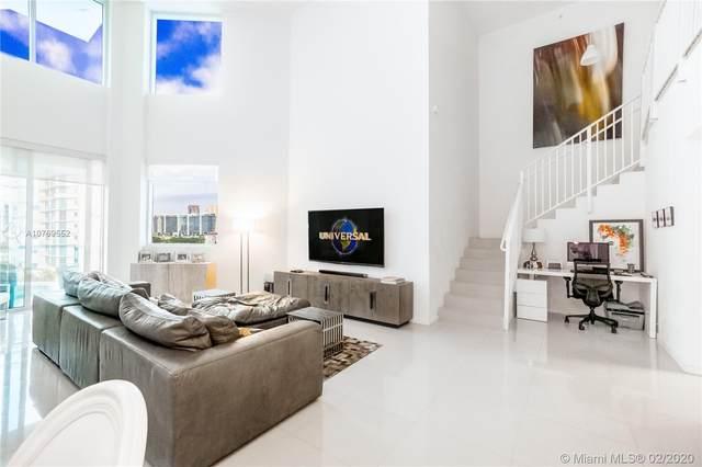 3030 NE 188th St #405, Aventura, FL 33180 (MLS #A10769552) :: Grove Properties