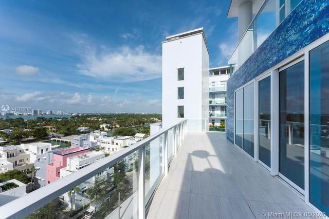 6103 Aqua Ave #1001, Miami Beach, FL 33141 (#A10769767) :: Posh Properties