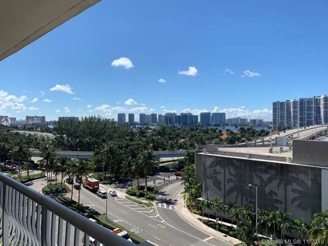 19201 Collins Ave #731, Sunny Isles Beach, FL 33160 (MLS #A10769769) :: United Realty Group