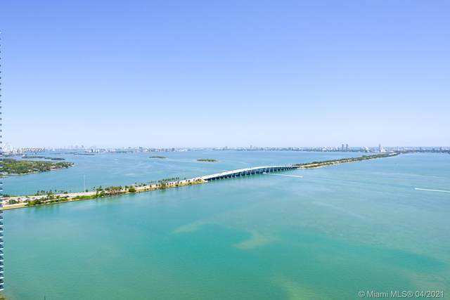 2900 NE 7th Ave #3301, Miami, FL 33137 (MLS #A10769924) :: The Howland Group