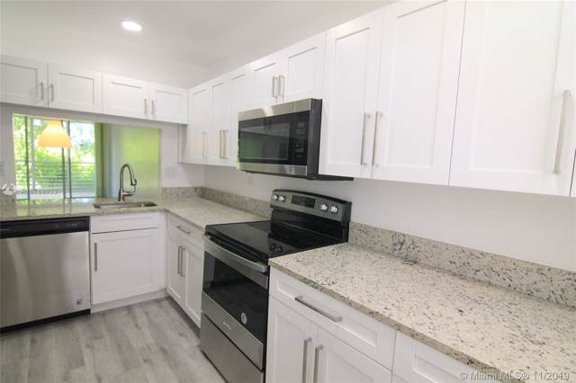 9460 Tangerine Pl #306, Davie, FL 33324 (MLS #A10769933) :: Berkshire Hathaway HomeServices EWM Realty