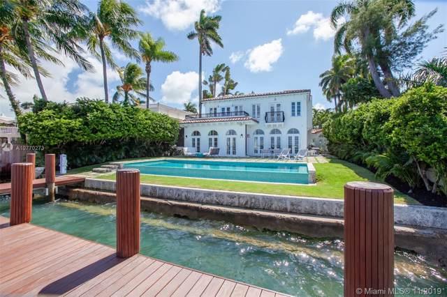 77 N Hibiscus Dr, Miami Beach, FL 33139 (MLS #A10770273) :: Laurie Finkelstein Reader Team