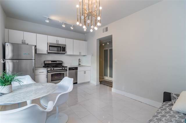 1320 Drexel Ave #308, Miami Beach, FL 33139 (MLS #A10770876) :: The Jack Coden Group