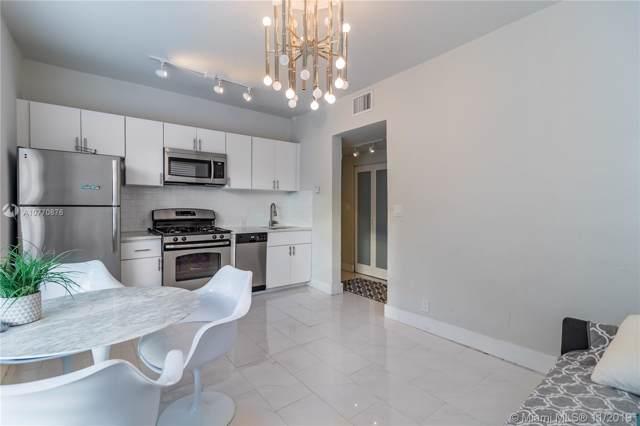 1320 Drexel Ave #308, Miami Beach, FL 33139 (MLS #A10770876) :: Grove Properties