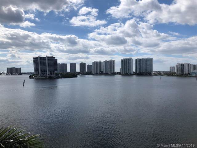3600 Mystic Pointe Dr #501, Aventura, FL 33180 (MLS #A10771394) :: The Riley Smith Group
