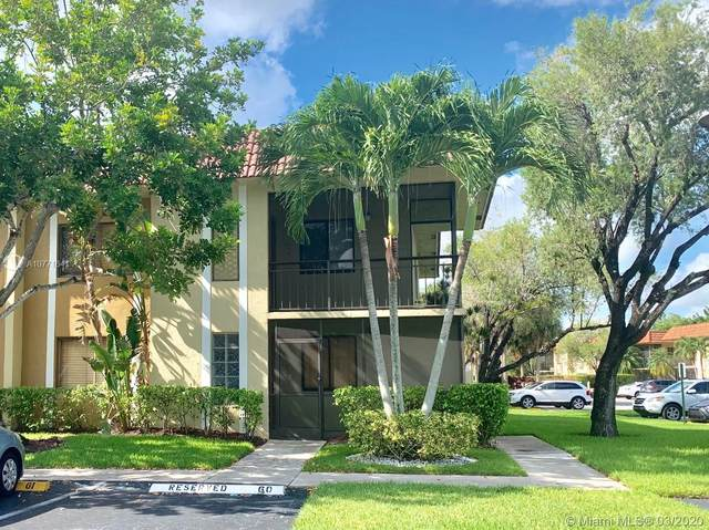 327 Lakeview Dr #104, Weston, FL 33326 (MLS #A10771641) :: The Howland Group