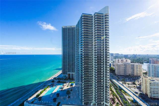 4111 S Ocean Dr #2303, Hollywood, FL 33019 (MLS #A10771818) :: ONE Sotheby's International Realty