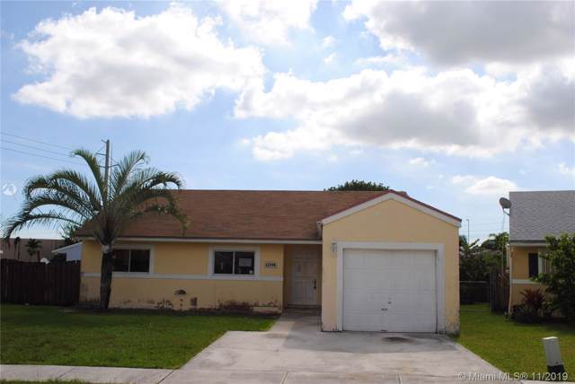 12740 SW 257th St, Homestead, FL 33032 (MLS #A10771979) :: United Realty Group