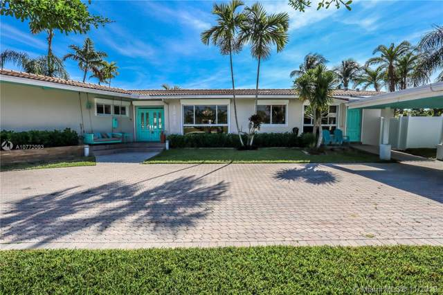 1050 S Southlake Dr, Hollywood, FL 33019 (MLS #A10772093) :: Grove Properties