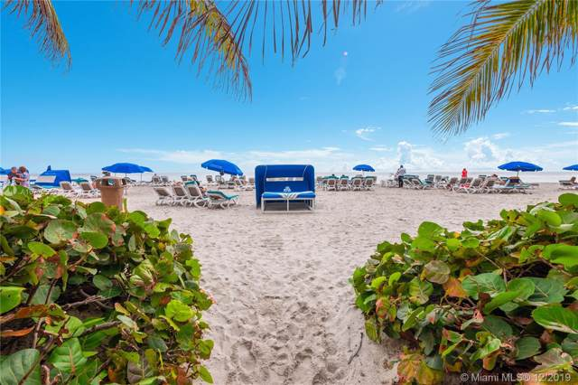 18683 NW Collins Ave #708, Sunny Isles Beach, FL 33160 (MLS #A10772553) :: The Riley Smith Group