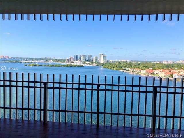 1 Grove Isle Dr A1704, Miami, FL 33133 (MLS #A10772666) :: Berkshire Hathaway HomeServices EWM Realty