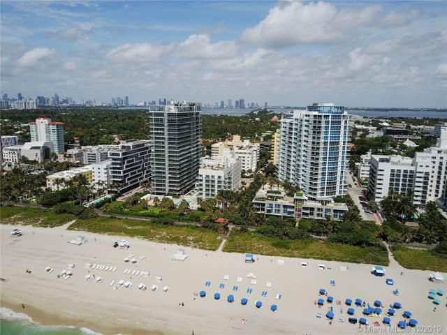 3737 Collins Ave #403, Miami Beach, FL 33140 (MLS #A10772843) :: The Teri Arbogast Team at Keller Williams Partners SW