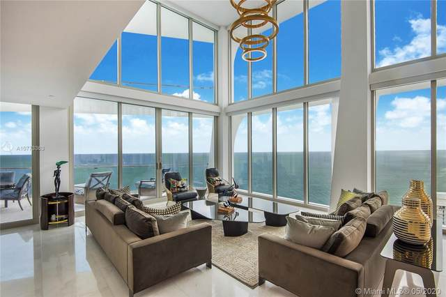 16901 Collins Ave #5101, Sunny Isles Beach, FL 33160 (MLS #A10773363) :: The Riley Smith Group