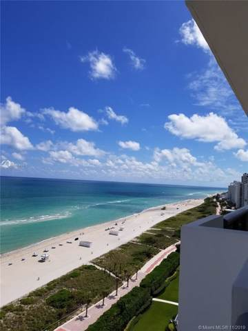 6039 Collins Ave #1726, Miami Beach, FL 33140 (MLS #A10773624) :: Green Realty Properties