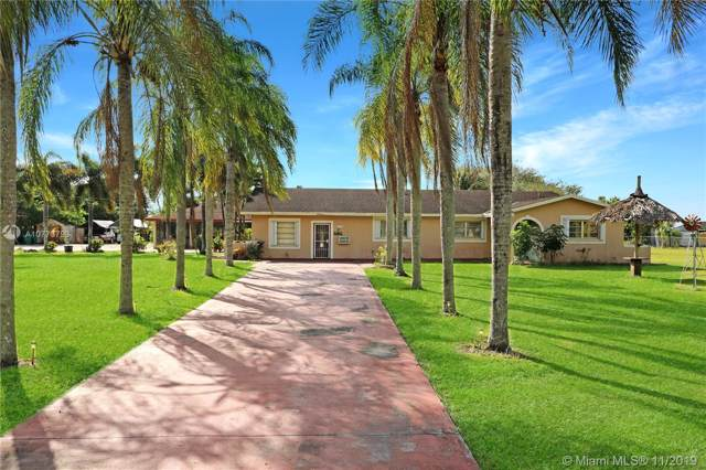 17750 SW 272nd St, Homestead, FL 33031 (MLS #A10773793) :: Grove Properties