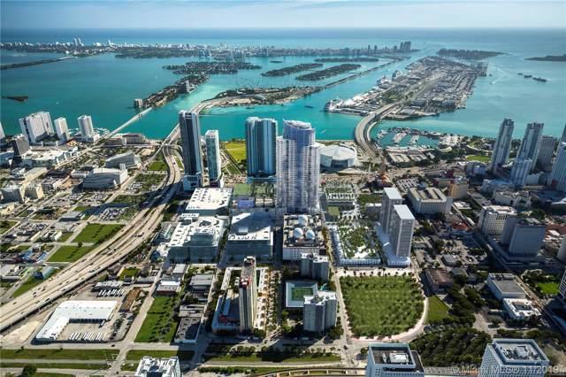 851 NE 1st Avenue #4112, Miami, FL 33132 (MLS #A10773811) :: Castelli Real Estate Services