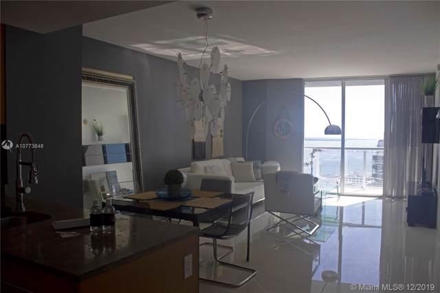 485 Brickell Ave #3409, Miami, FL 33131 (MLS #A10773848) :: Berkshire Hathaway HomeServices EWM Realty