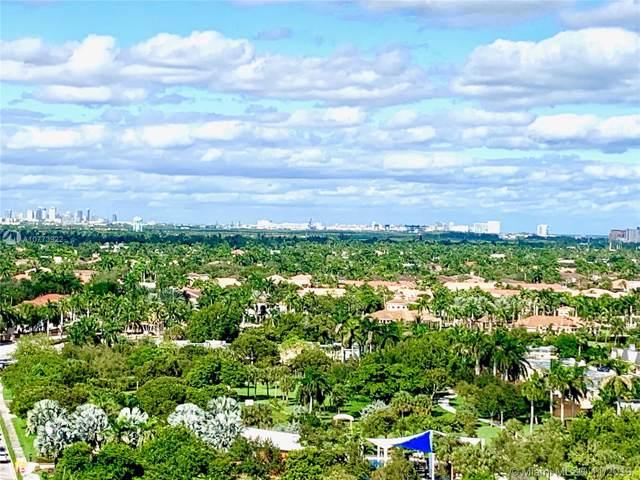 600 Three Islands Blvd #1405, Hallandale, FL 33009 (MLS #A10773922) :: Berkshire Hathaway HomeServices EWM Realty