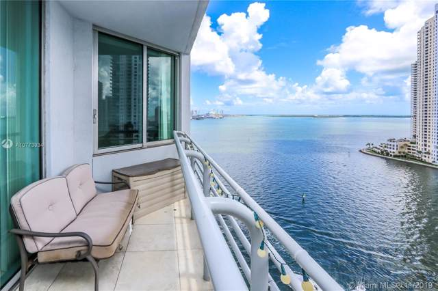 335 S Biscayne Blvd #1705, Miami, FL 33131 (MLS #A10773934) :: The Jack Coden Group
