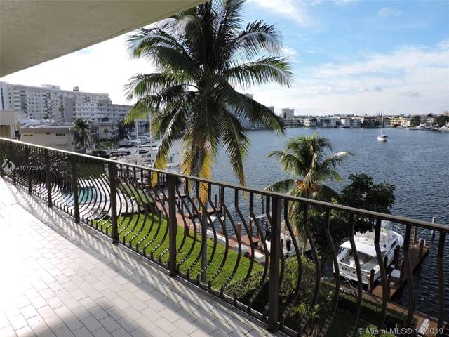 136 Golden Isles Dr #501, Hallandale, FL 33009 (MLS #A10773944) :: RE/MAX Presidential Real Estate Group