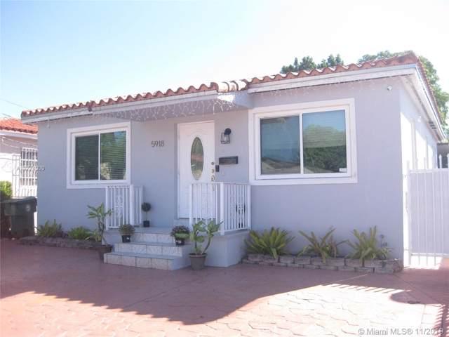 5918 SW 4 St, Miami, FL 33144 (MLS #A10774089) :: Green Realty Properties