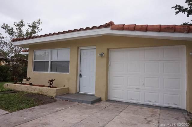 4450 SW 21st St, West Park, FL 33023 (MLS #A10774242) :: Berkshire Hathaway HomeServices EWM Realty
