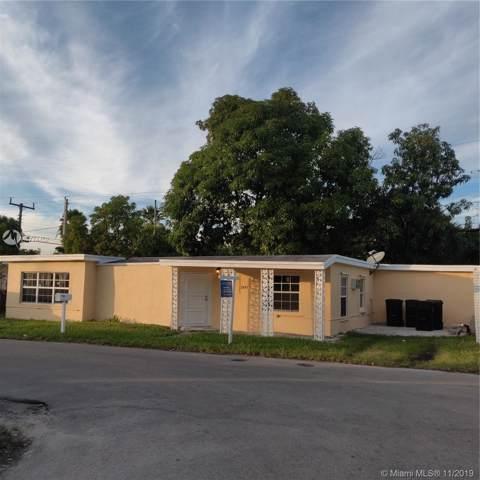 2297 NE 137th St, North Miami Beach, FL 33181 (MLS #A10774452) :: Green Realty Properties