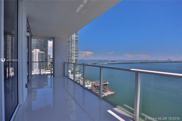 601 NE 27TH St #1707, Miami, FL 33137 (MLS #A10774871) :: Ray De Leon with One Sotheby's International Realty