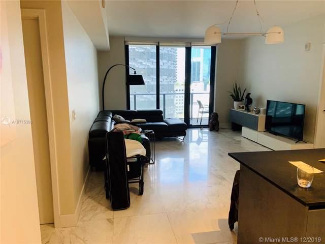 1010 Brickell Ave #1409, Miami, FL 33131 (MLS #A10775306) :: Berkshire Hathaway HomeServices EWM Realty