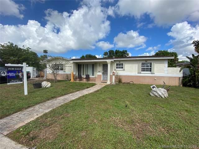 3421 NW 187th Ter, Miami Gardens, FL 33056 (MLS #A10775309) :: Berkshire Hathaway HomeServices EWM Realty