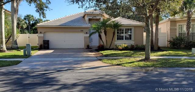 7216 Copperfield Cir, Lake Worth, FL 33467 (#A10775960) :: Real Estate Authority