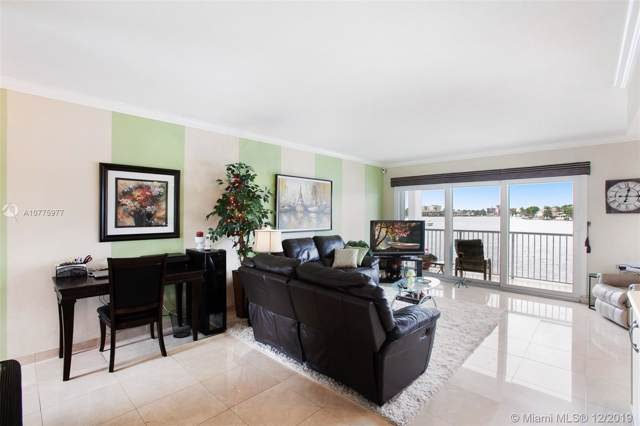 1201 S Riverside Dr #207, Pompano Beach, FL 33062 (MLS #A10775977) :: Berkshire Hathaway HomeServices EWM Realty