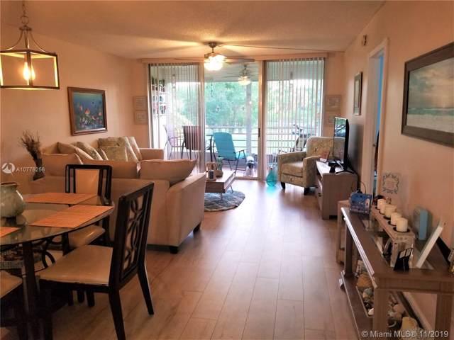 8300 Sands Point Blvd K207, Tamarac, FL 33321 (MLS #A10776256) :: GK Realty Group LLC