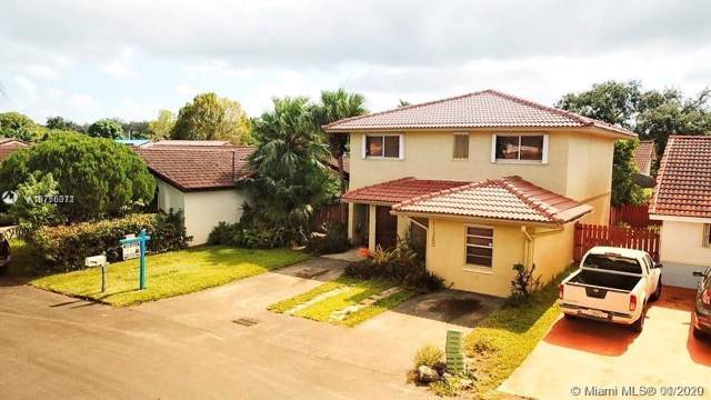 11360 SW 74th St, Miami, FL 33173 (MLS #A10776311) :: Castelli Real Estate Services